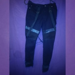 M0dd3d R3duX - Strappy Pants